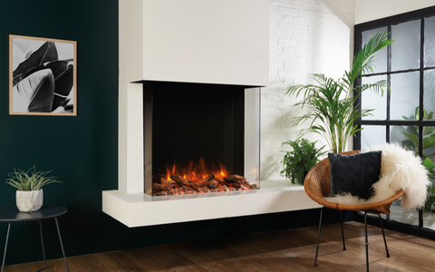 eReflex 75W Outset Electric Fires