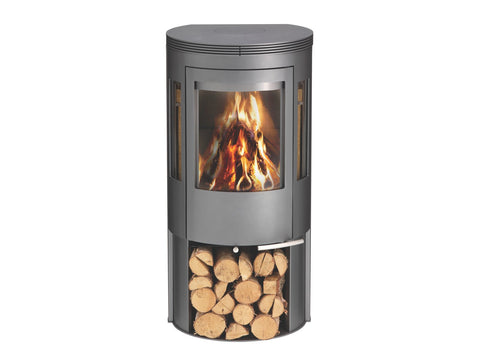 Dean Forge Solar Wood Burning Stove