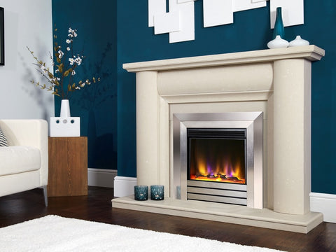 Electriflame VR Acero 26 Inch inset electric fire