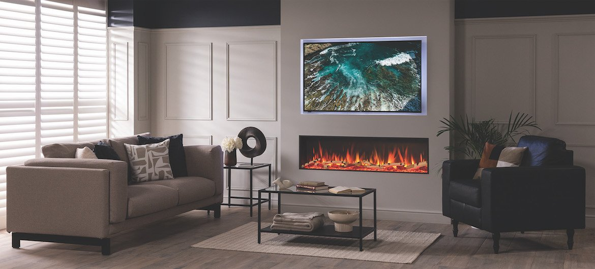 Come and see our amazing range of luxury electric fires.