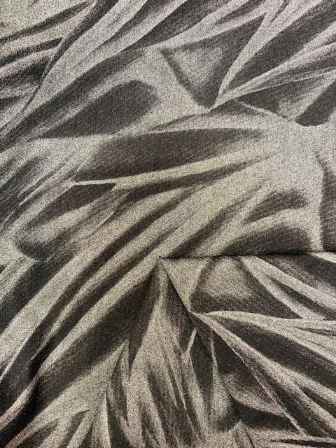 Designer Fabric - Pointed