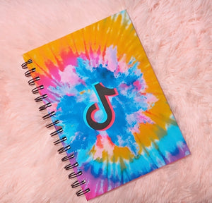 Tic Tok Notebook