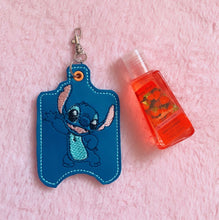 Load image into Gallery viewer, Stitch Hand Sanitizer Holder