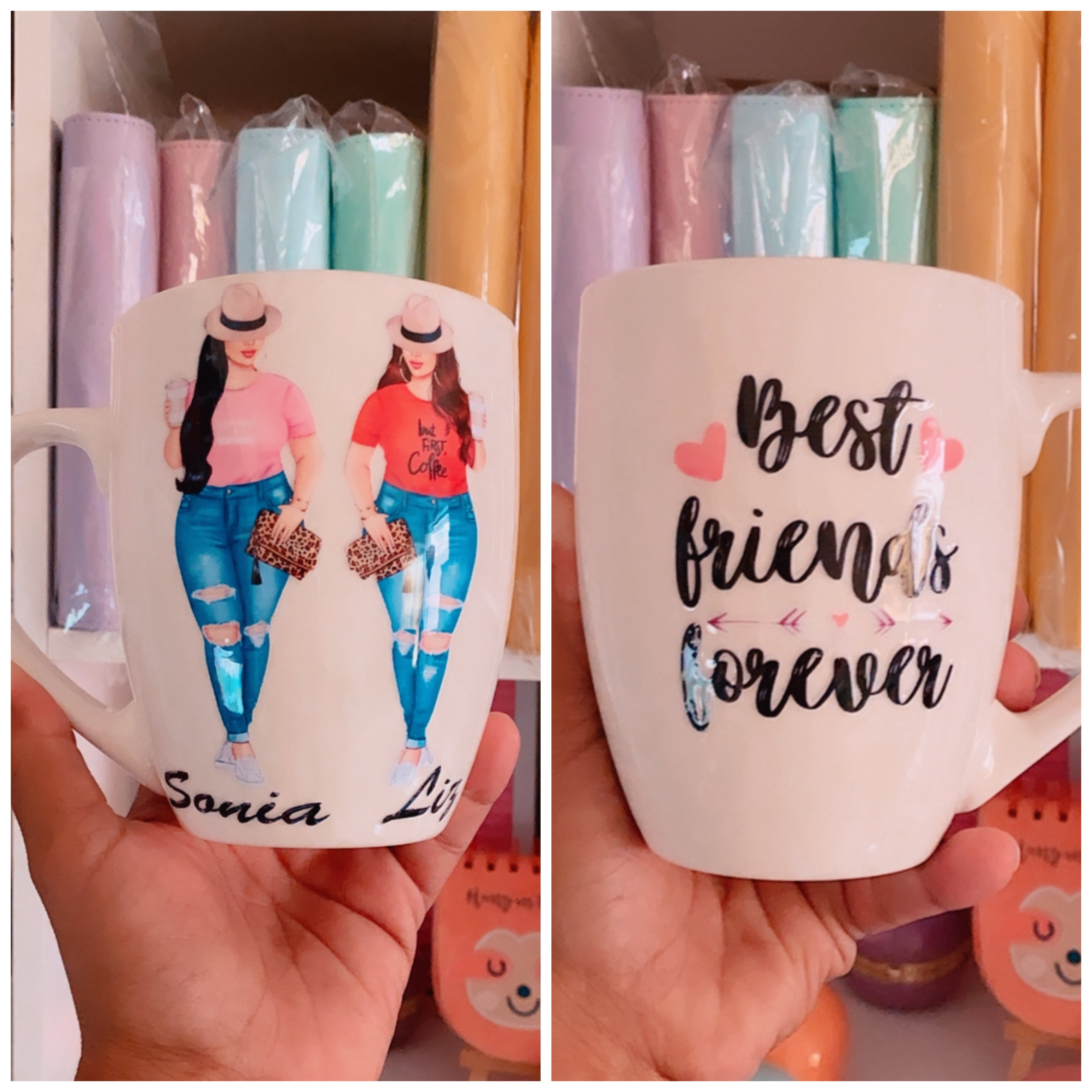 Best Friend Cup