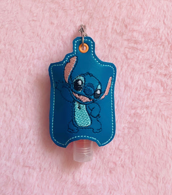 Stitch Hand Sanitizer Holder