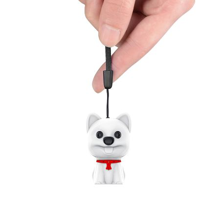 Voice recorder mini key ring