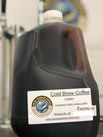 Cold Brew Coffee *LOCAL ONLY*