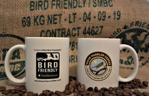 "WWC ""Is Your Coffee Bird Friendly®?"" Mugs"