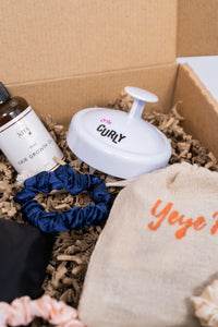 Yeye Mi's Black Owned Hair-Care Box - Limited Edition