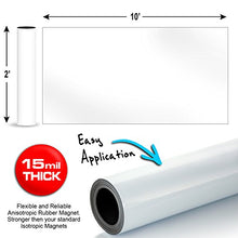 "Load image into Gallery viewer, Magnetic Roll, 24"" x 10'"