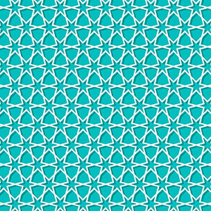 Moroccan Pattern Vinyl Sheets Mediterranean Prints 4+1 Pack | African Morocco Printed Pattern for Cricut Silhouette Cameo Craft Cutter | Comparable to Oracal 651 for Lettering Decals