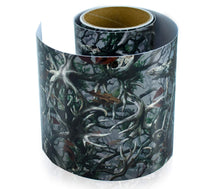 "Load image into Gallery viewer, Camouflage Self-Adhesive Vinyl, 6"" x 7' Roll"