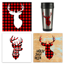 Load image into Gallery viewer, Buffalo Plaid Craft Vinyl