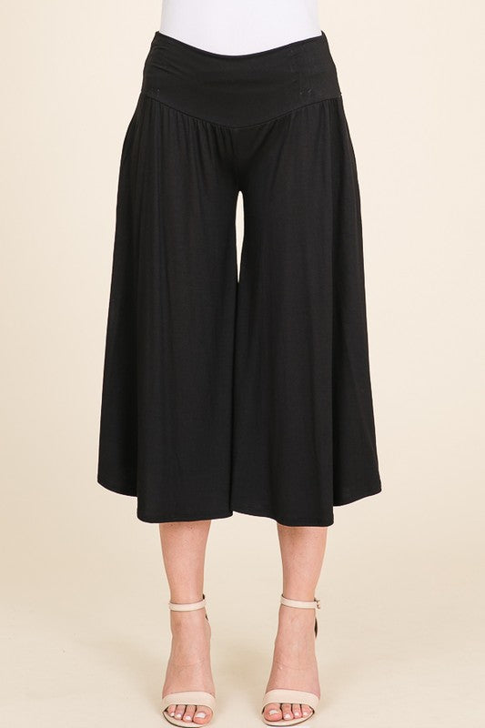 Gaucho Pants with pockets