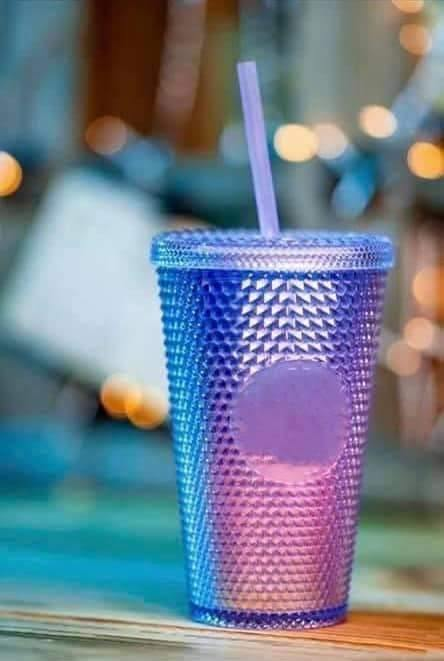 ***PREORDER*** Studded 24oz Straw Cups
