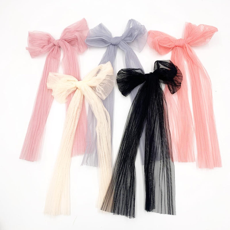Large Tulle Bow