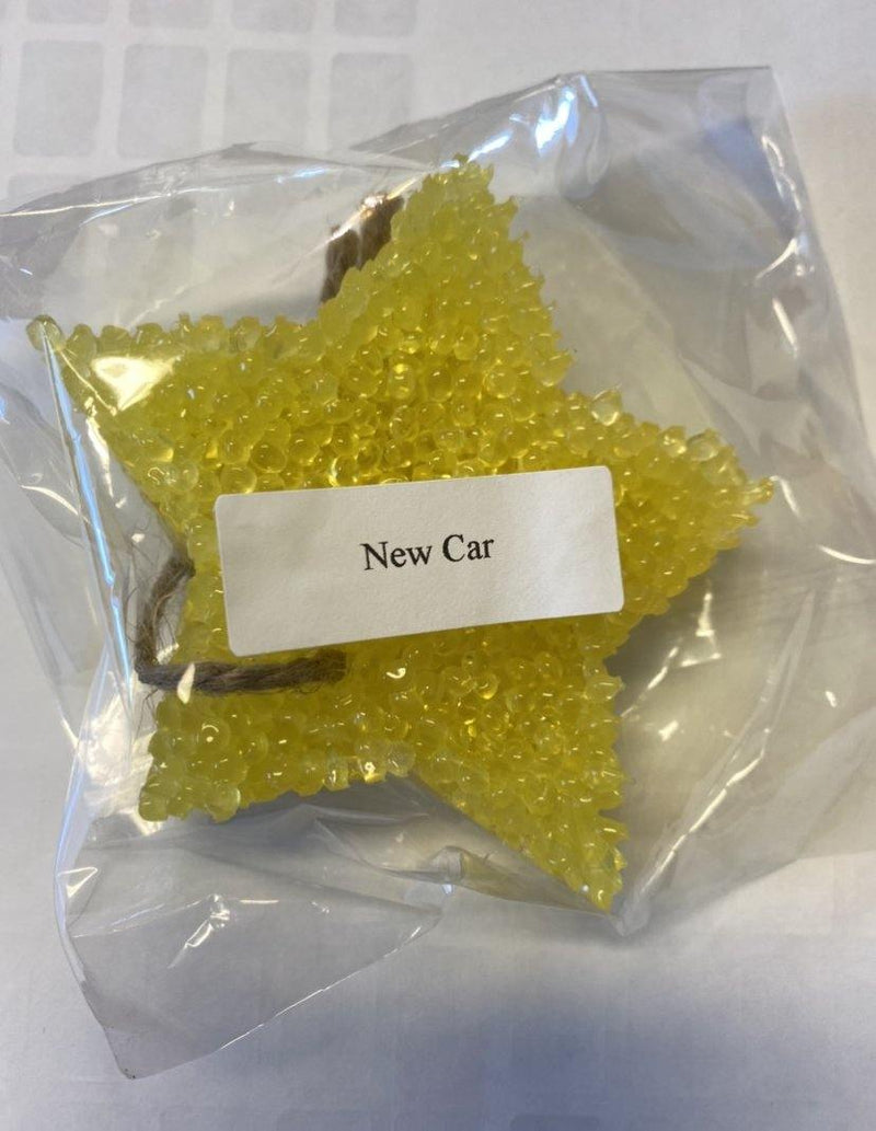 Car Freshies Star Shaped