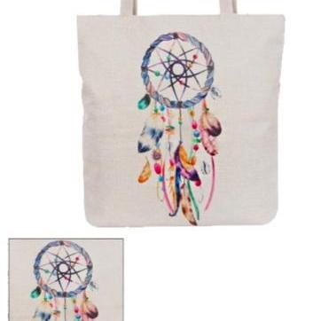 Canvas Totes - Variety of prints-Feather & Quill Boutique