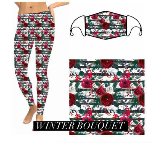Christmas Leggings - Winter Boutique - Feather & Quill Boutique