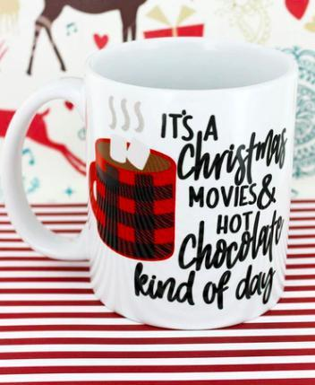 Christmas/Holiday Mugs-Feather & Quill Boutique