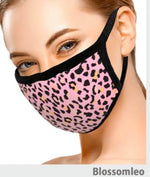 Face Covers - multiple styles and prints-Feather & Quill Boutique