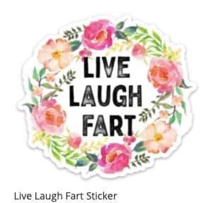 Funny and Snarky Stickers - Feather & Quill Boutique