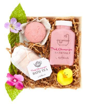 Handmade Bath Gift set-Feather & Quill Boutique