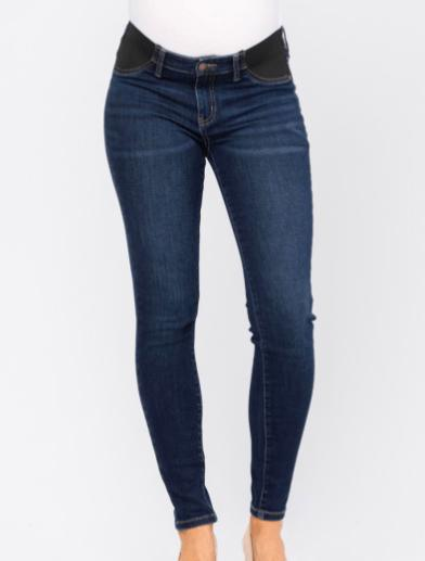 Judy Blue Maternity Jeans - Feather & Quill Boutique