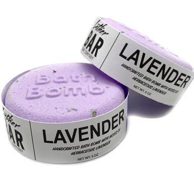 Lavender Artisan Bath Bomb - Feather & Quill Boutique