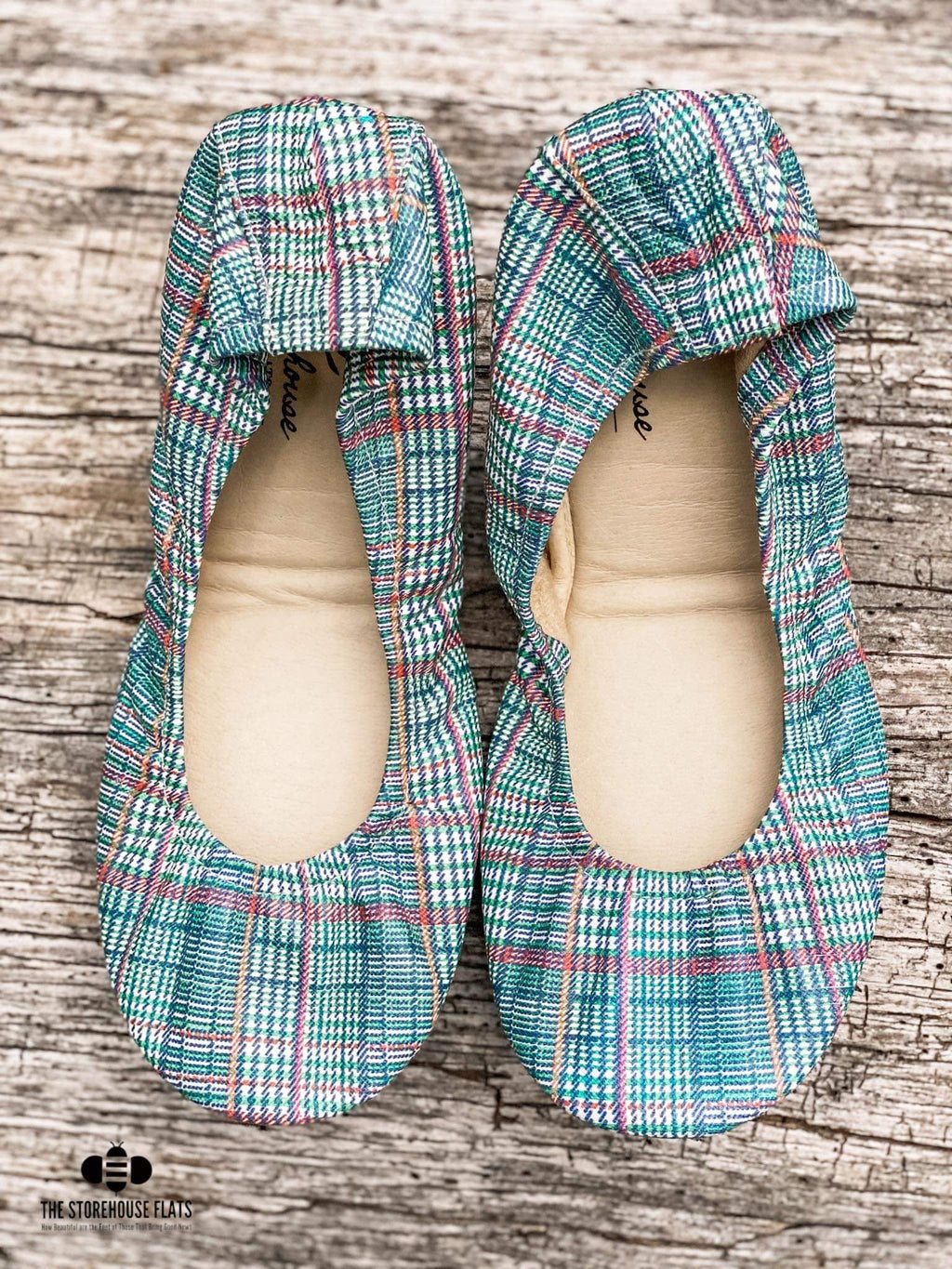 Merry Mistletoe Storehouse Flats September Preorder ---Arrives 6-8 weeks from 9/6 - Feather & Quill Boutique