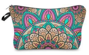 Pouches - super cute prints!-Feather & Quill Boutique