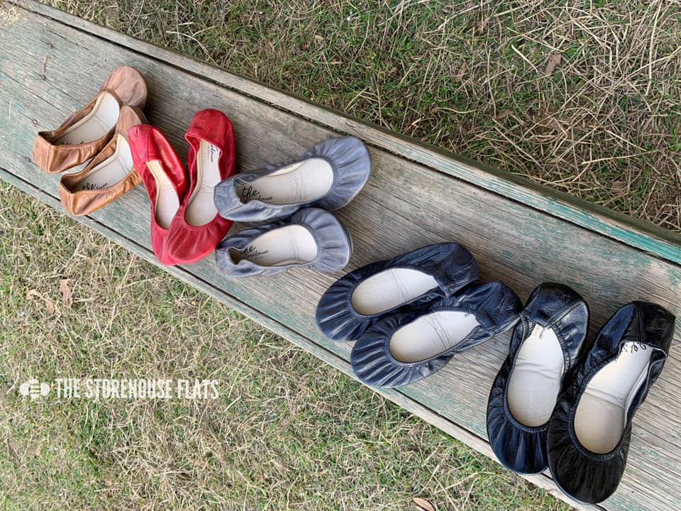 Storehouse Flats - Classic Colors-Feather & Quill Boutique