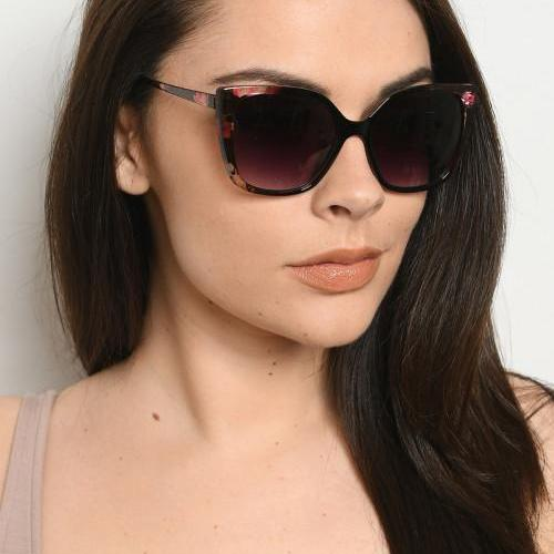 Sunglasses - floral-Feather & Quill Boutique