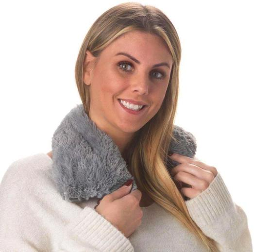 Warmies Neck Wrap-Feather & Quill Boutique