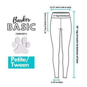 Patch Works Leggings