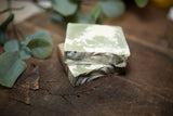 LEMONGRASS EUCALYPTUS GREEN CLAY SOAP