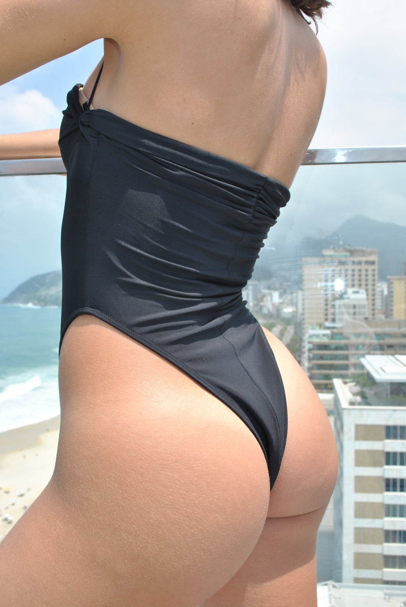 La Swimsuit Black