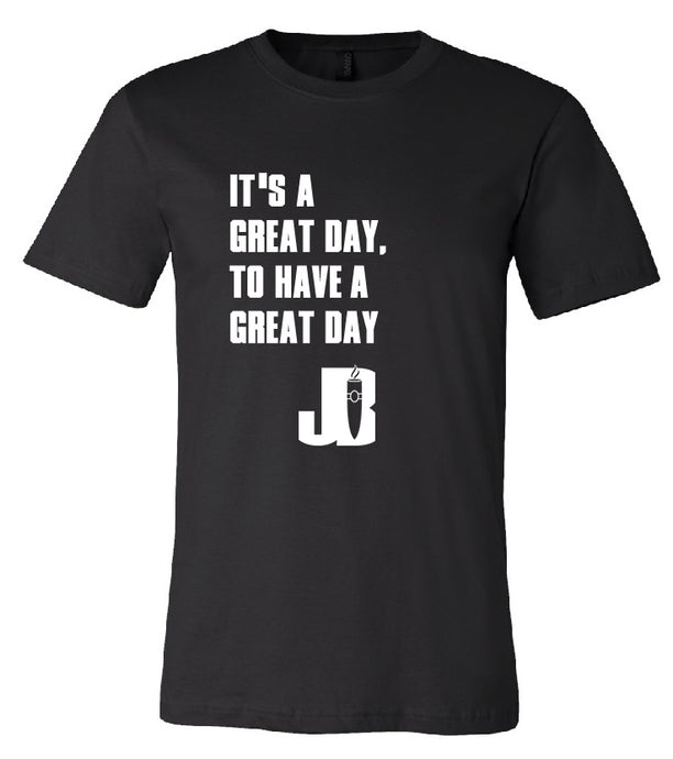 Coach Jason Brown It's A Great Day T-Shirt