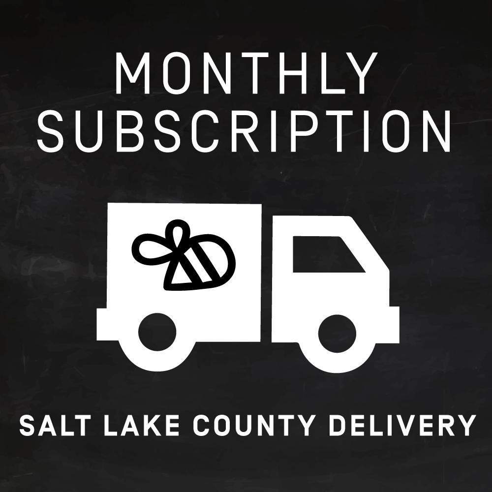Monthly Meal Delivery - Salt Lake County (Gluten-Free)