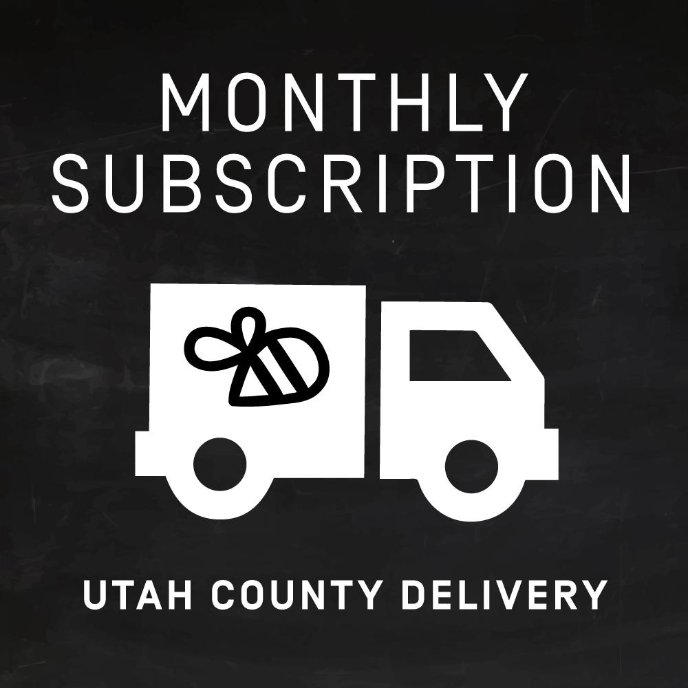 OLD Monthly Meal Delivery - Utah County (Gluten-Free)