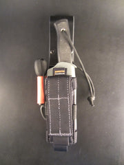 Fallkniven F1 Survival Sheath - Foliage Green/Safety Orange