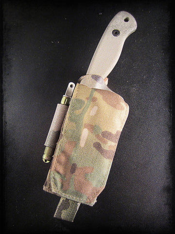 ESEE Knives Camp-Lore James Gibson JG3 & Survival Sheath