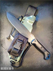 Becker BK-9 Survival Sheath