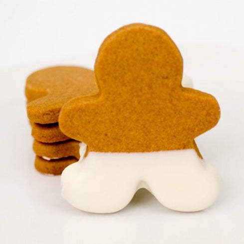 Gingerbread Boy Dipped