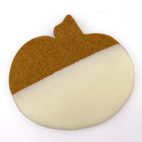 Ginger Pumpkin with White Dip