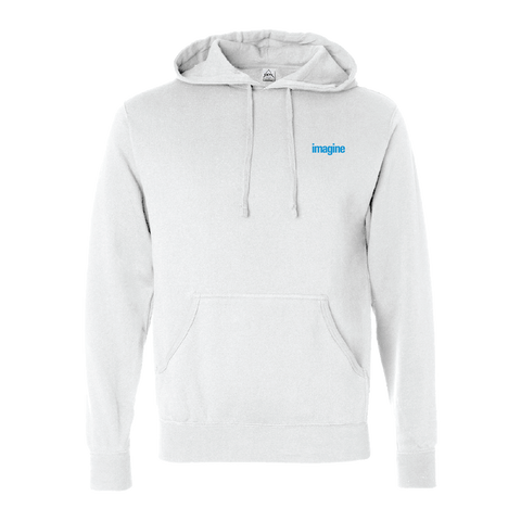 Imagine Hoodie (Embroidered)