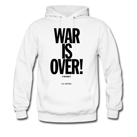 War is Over Hoodie