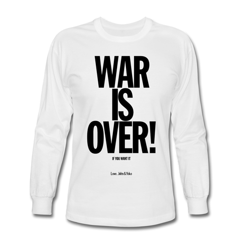 War is Over Long Sleeve