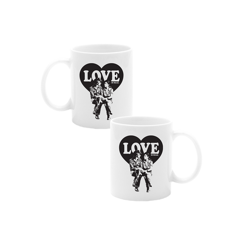 Love Is Real Mug