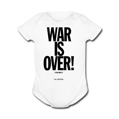 War is Over Onesie